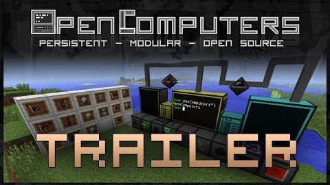 072ea  OpenComputers Mod [1.9.4] OpenComputers Mod Download