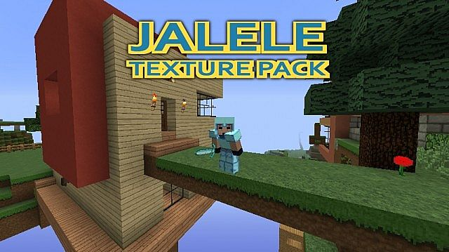 117c9  Jalele hd resource pack [1.7.10/1.6.4] [16x] Jalele HD Texture Pack Download