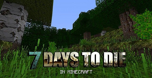 173f3  7 days to die pack 2 [1.7.10/1.6.4] [64x] 7 Days To Die Texture Pack Download