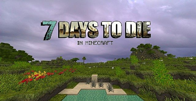 173f3  7 days to die pack [1.7.10/1.6.4] [64x] 7 Days To Die Texture Pack Download