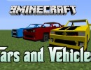 [1.6.4] Cars and Vehicles Mod Download