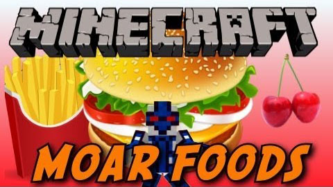 1b12c  MoarFood Mod [1.6.4] MoarFood Mod Download