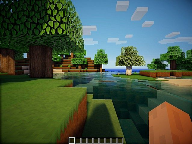 Minecraft Shaders Texture Pack Download 1 6 4 - databasemake