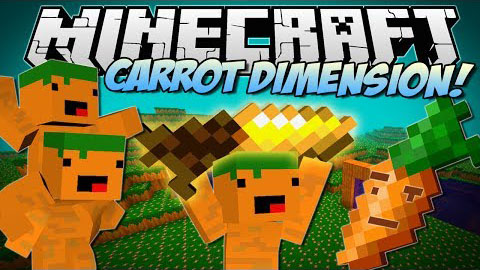 38a25  Carrot dimension mod [1.6.4] Carrot Dimension Mod Download