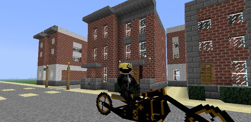 3988e  Steam Bikes Mod 11 [1.7.2] Steam Bikes Mod Download