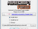 [1.7.2] Minecraft Forge (Installer) Download