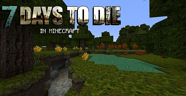 447d3  7 days to die pack 4 [1.7.10/1.6.4] [64x] 7 Days To Die Texture Pack Download