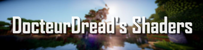 4ac8c  DocteurDread Shaders Mod [1.11] DocteurDread's Shaders Mod Download