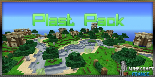 4aea9  Plast pack resource pack [1.7.10/1.6.4] [16x] Plast Pack Texture Pack Download