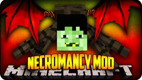 58278  Necromancy Mod [1.7.2] Necromancy Mod Download