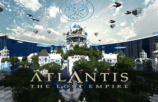 5a023  Atlantis The Lost Empire Map Atlantis – The Lost Empire Map Download