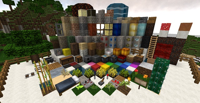 634b5  Orion Three pack 1 [1.7.10/1.6.4] [32x] Orion Three Texture Pack Download