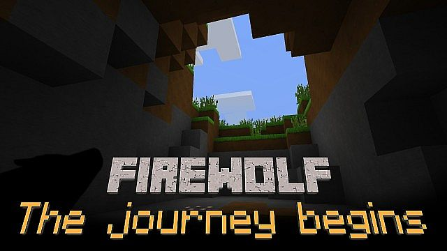 64592  Firewolf resource pack [1.9.4/1.9] [16x] Firewolf HD Texture Pack Download