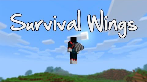 6f22b  Survival Wings Mod [1.7.2] Survival Wings Mod Download