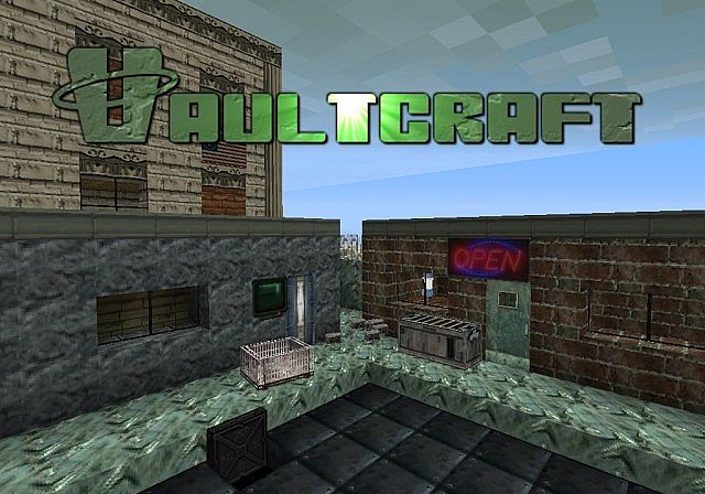 88a1c  Vaultcraft texture pack [1.7.10/1.6.4] [32x] Vaultcraft Texture Pack Download