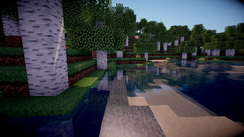 917e1  la5f [1.11] DocteurDread's Shaders Mod Download