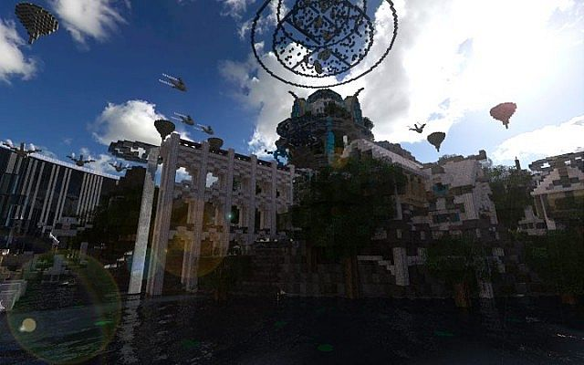 92921  Atlantis The Lost Empire Map 4 Atlantis – The Lost Empire Map Download