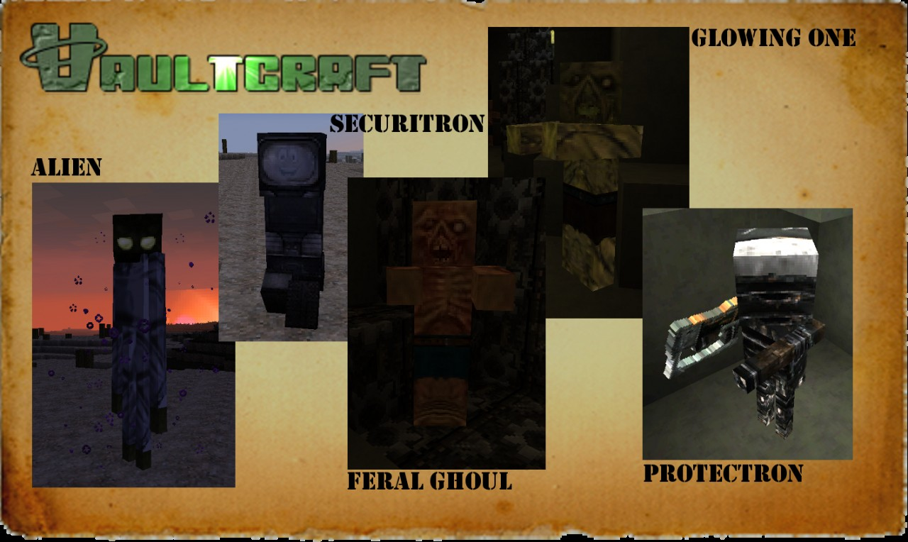 93214  Vaultcraft texture pack 1 [1.7.10/1.6.4] [32x] Vaultcraft Texture Pack Download