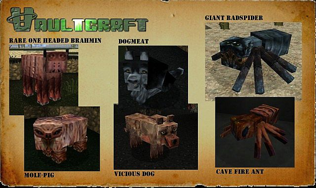 a9d32  Vaultcraft texture pack 2 [1.7.10/1.6.4] [32x] Vaultcraft Texture Pack Download