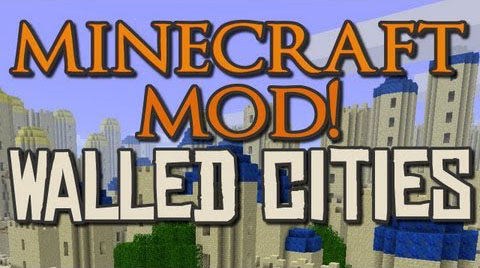 c5568  Walled City Generator Mod [1.7.2] Walled City Generator Mod Download