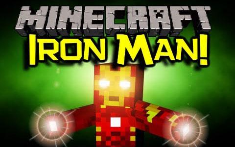 c892e  Iron Man Mod [1.7.2] Iron Man Mod Download