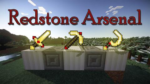1 12 2] Redstone Arsenal Mod Download | Minecraft Forum