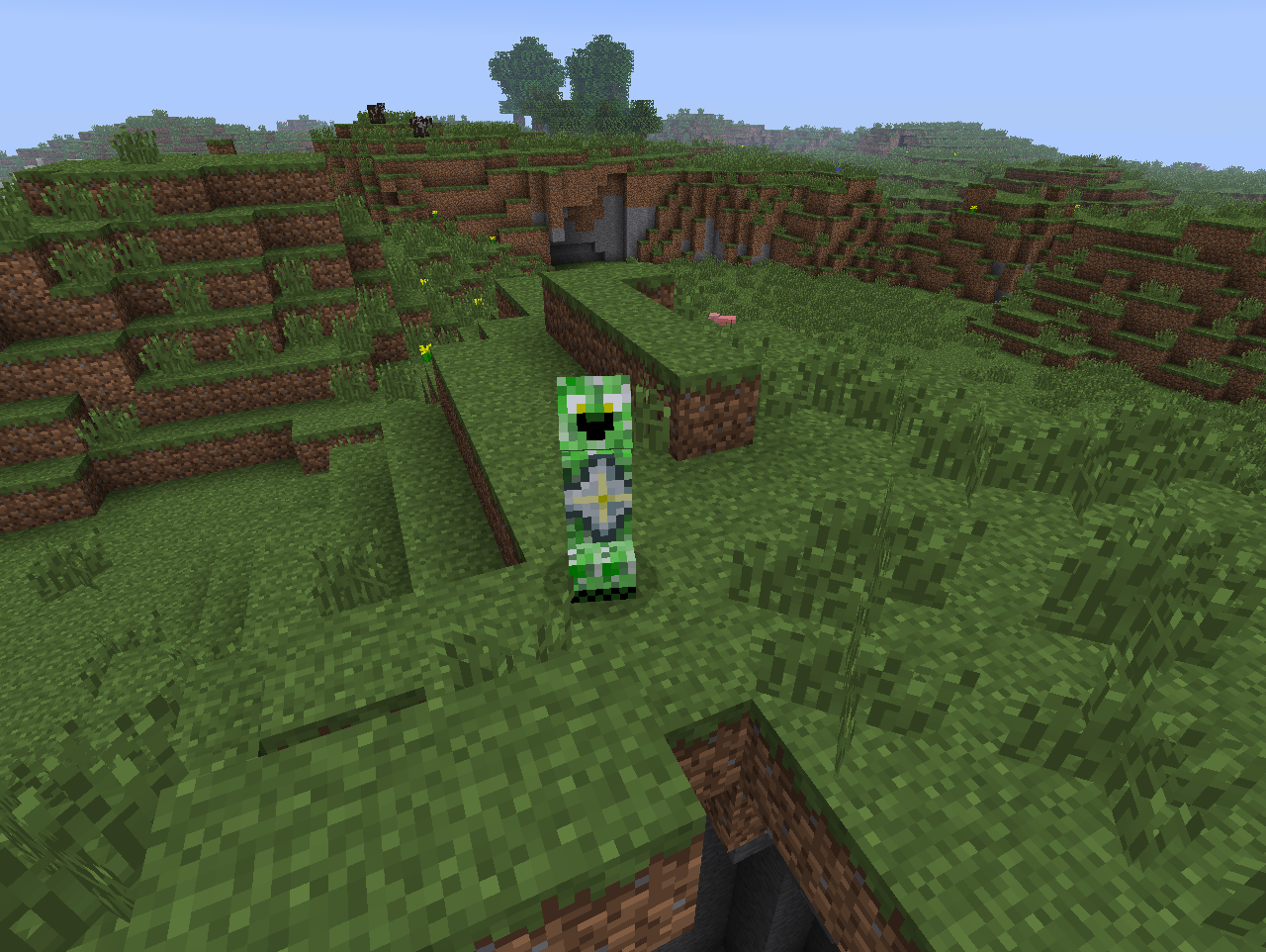 d14e1  c0RQu Creeper Species Screenshots