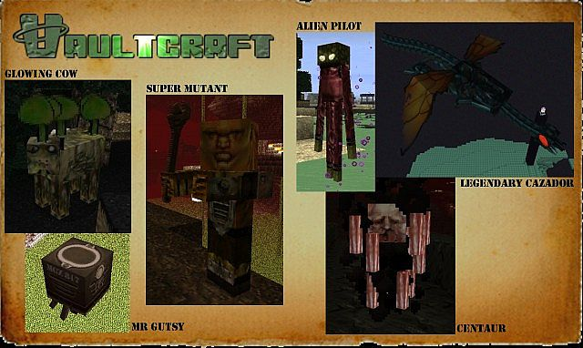 e0bbf  Vaultcraft texture pack 3 [1.7.10/1.6.4] [32x] Vaultcraft Texture Pack Download