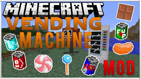 f8bd7  Vending Machine Mod [1.6.4] Vending Machine Mod Download