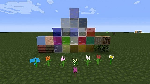 fc291  Rectangular pack 3 [1.7.10/1.6.4] [128x] Rectangular Texture Pack Download