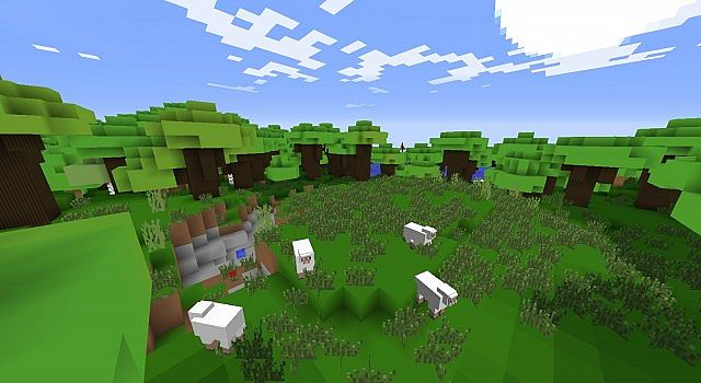 037dd  Easycraft resource pack 2 [1.7.10/1.6.4] [16x] Easycraft Texture Pack Download