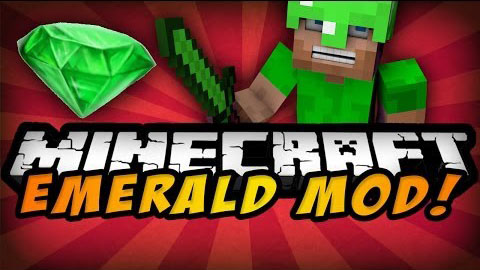 minecraft emerald mod download 1.12 2