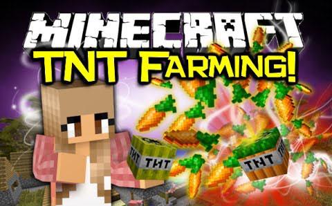 0a06f  Extreme TNT Farming Mod [1.7.2] Extreme TNT Farming Mod Download