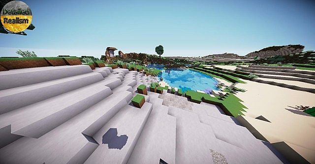 0c4ce  Detailed realism pack 4 [1.7.10/1.6.4] [256x] Detailed Realism Texture Pack Download