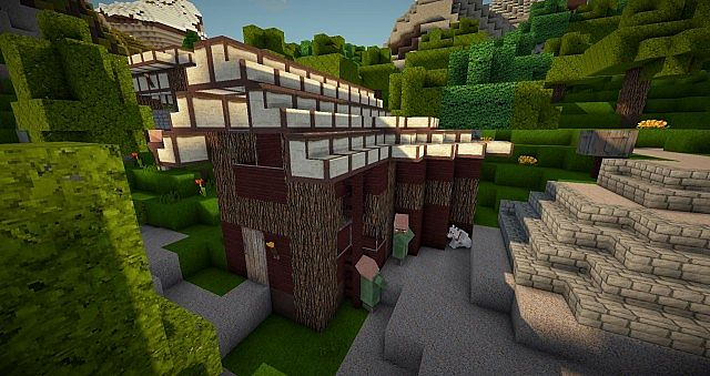 12fb1  Jadercraft royal pack 2 [1.7.10/1.6.4] [64x] Jadercraft Royal Texture Pack Download