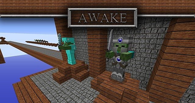21737  Awake realism pack 1 [1.7.10/1.6.4] [128x] Awake Realism Texture Pack Download