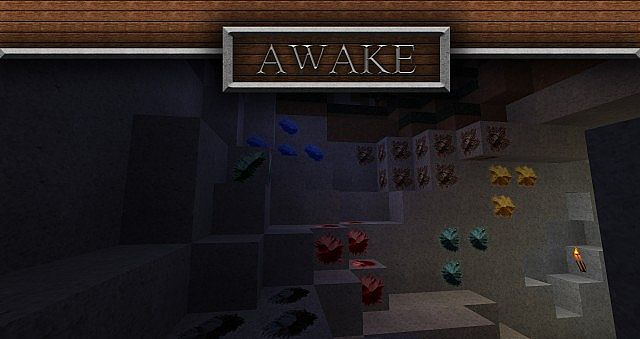 21737  Awake realism pack 3 [1.7.10/1.6.4] [128x] Awake Realism Texture Pack Download