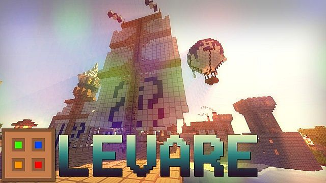 2ebdc  Levare resource pack [1.7.10/1.6.4] [16x] Levare Texture Pack Download