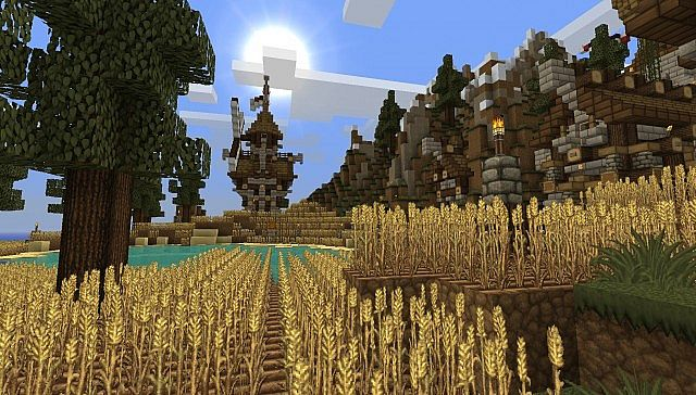 2f3cf  Persistence realistic pack 1 [1.9.4/1.8.9] [128x] Persistence Texture Pack Download