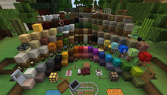 2f3cf  Persistence realistic pack 2 [1.9.4/1.8.9] [128x] Persistence Texture Pack Download