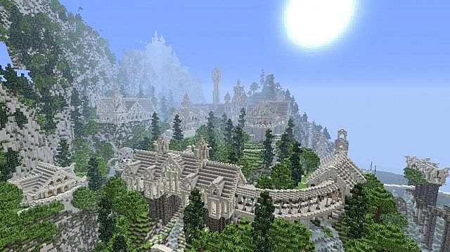 3bcfc  The Valley of Imladris Rivendell Map 1 The Valley of Imladris – Rivendell Map Download