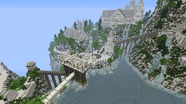 3bcfc  The Valley of Imladris Rivendell Map 2 The Valley of Imladris – Rivendell Map Download