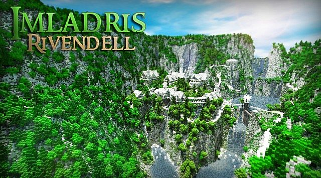 3bcfc  The Valley of Imladris Rivendell Map The Valley of Imladris – Rivendell Map Download