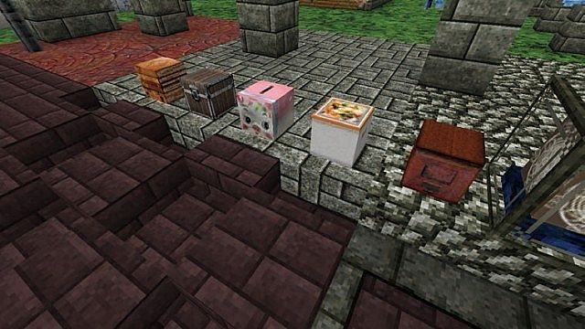 425ba  Tender world resource pack 2 [1.7.10/1.6.4] [32x] Tender World Texture Pack Download
