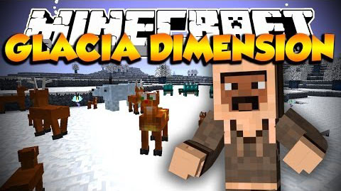 4b642  Glacia Dimension Mod [1.7.10] Glacia Dimension Mod Download