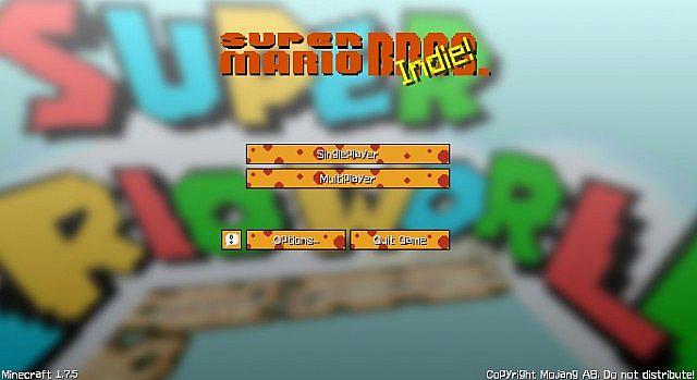 62b9f  Mario hand drawn pack [1.7.10/1.6.4] [16x] Mario Hand Drawn Texture Pack Download