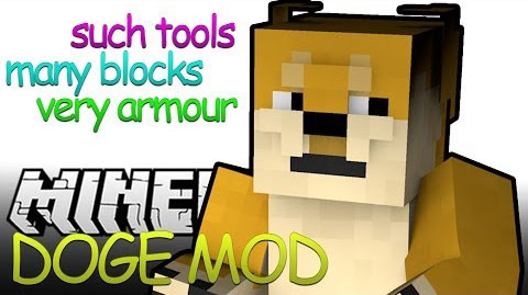 6b566  Doge Mod [1.7.2] Doge Mod Download