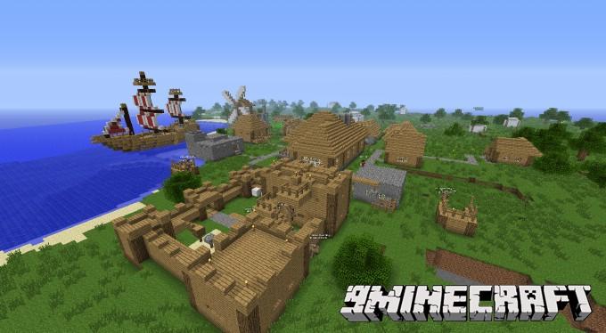 70d0b  MineColonies Mod 2 MineColonies Screenshots
