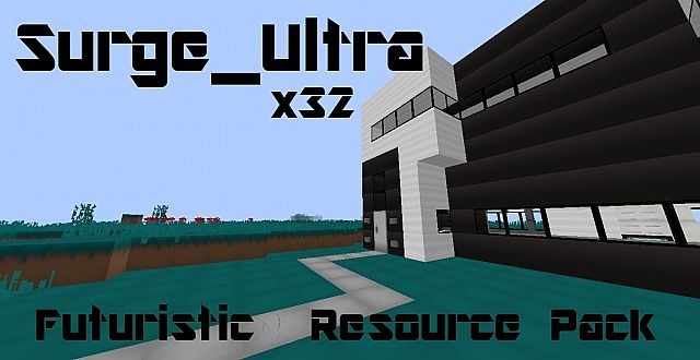 8b139  Surge ultra pack [1.7.10/1.6.4] [32x] Surge Ultra Texture Pack Download