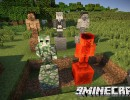 [1.7.2] Statues Mod Download